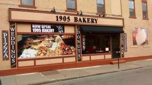 1905 Bakery Outside