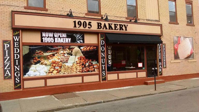 Bakery Storefront